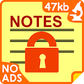 Safe Notes : Password Notepad