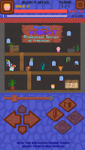 Agency Knight: Professional Princess Rescuer 0.29.6 APK Mod Latest Version 1