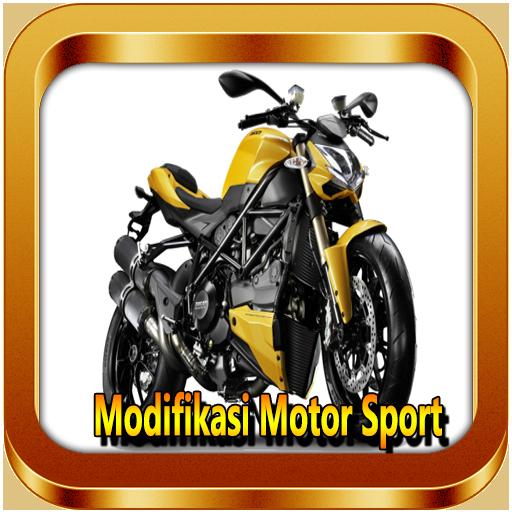 Ide Modifikasi Motor Sport