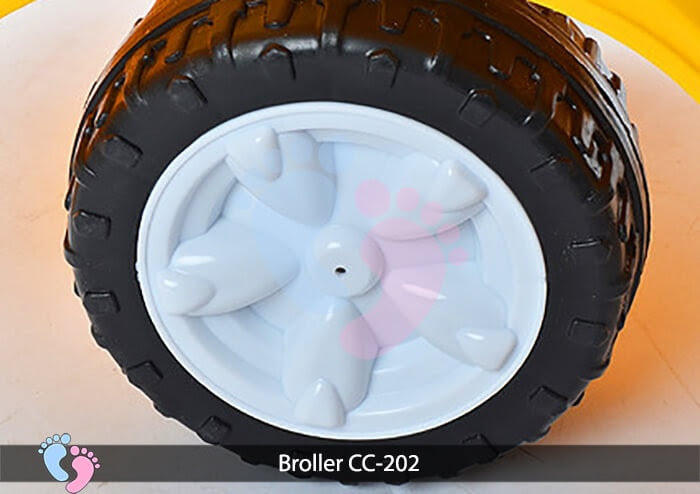 Xe chòi chân trẻ em Broller CC 202 8