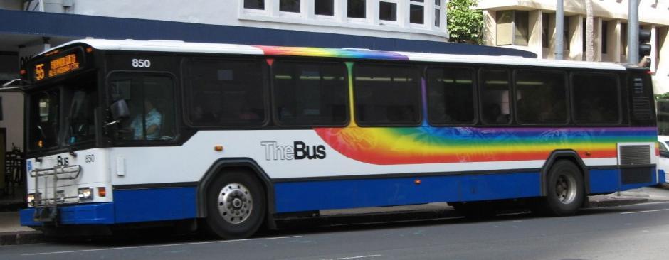 TheBUS Bus