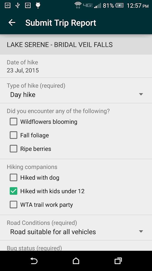 WTA Trailblazer- screenshot