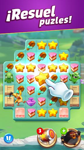 Angry Birds Match 3 screenshot 2
