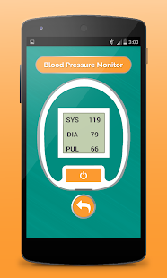 Finger Blood Pressure- screenshot thumbnail