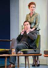 Photo: Wien/ Theater in der Josefstadt: DER GOCKEL von Georges Feydeau. Inszenierung: Josef E. Köpplinger. Premiere 19.11.2015. Michael Dangl, Pauline Knof. Copyright: Barbara Zeininger