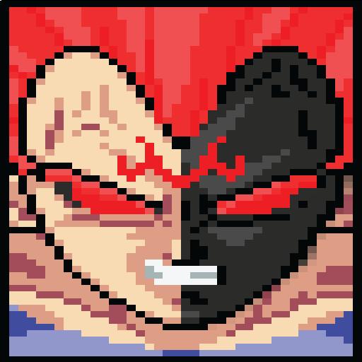 Devil Dragon Saiyan Battle