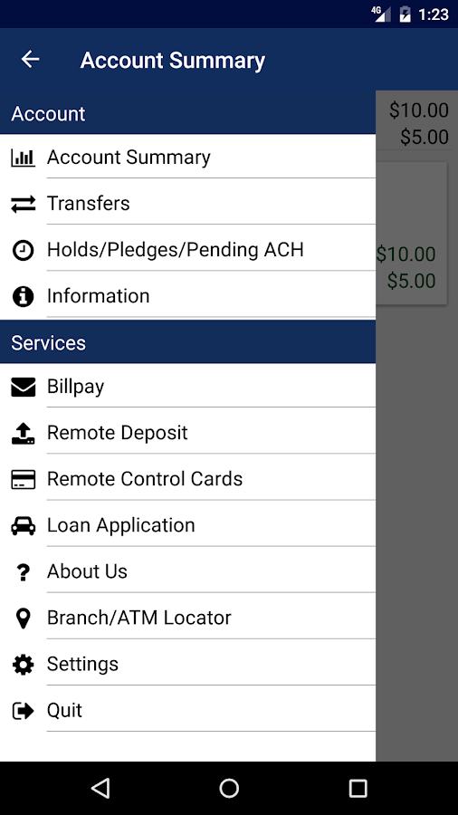 Sheridan Community FCU- screenshot