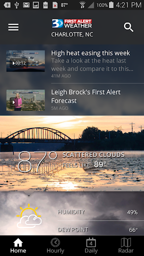 WBTV First Alert Weather Apk 1