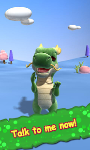 Talking Dragon- screenshot thumbnail