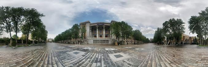 Photo: Ministry of foreign affairs building Parade square, Tehran, Iran ساختمان وزرات امورخارجه، میدان مشق تهران