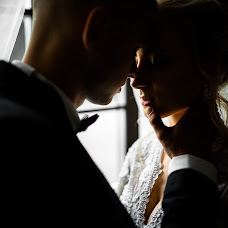 Wedding photographer Vyacheslav Svirskiy (Slavaaapost). Photo of 12.09.2017