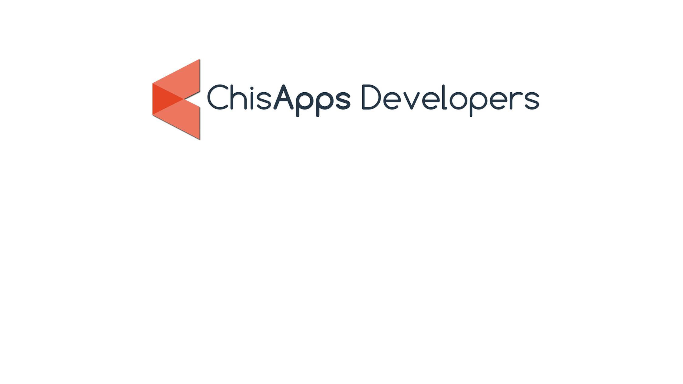 ChisApps Developers