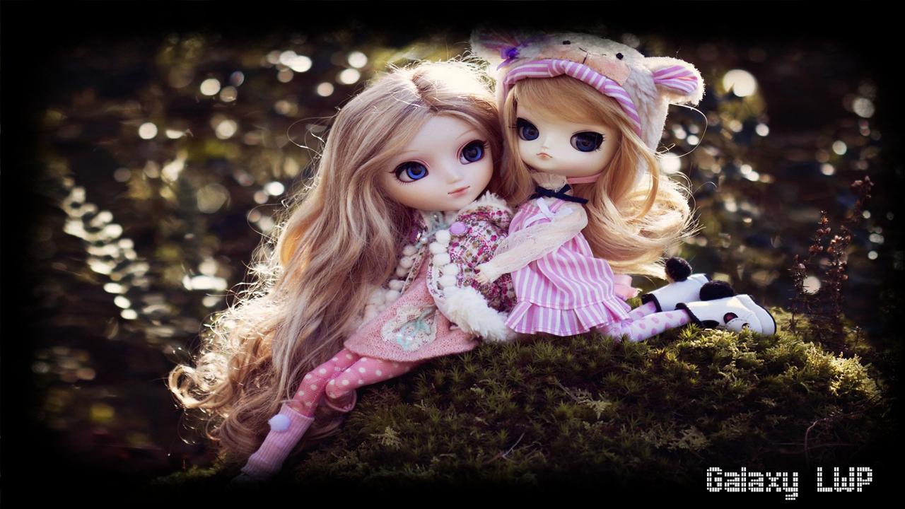 Sweet Dolls Pack 2 Wallpaper Screenshot