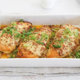 Chicken and Bacon Casserole Recipe