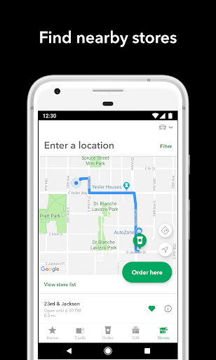 Starbucks for Android apk 7
