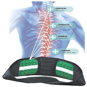 Centura pentru spate reglabila, suport lombar