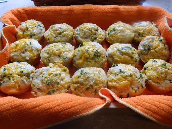 Cheese And Herb Muffins Recipe