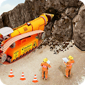 Construction Duty: Dig Tunnel & Transport Cargo icon