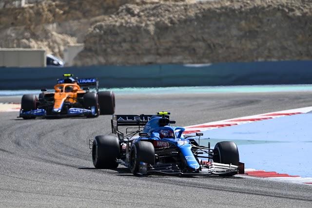 Renault será el motor empleado en Alpine