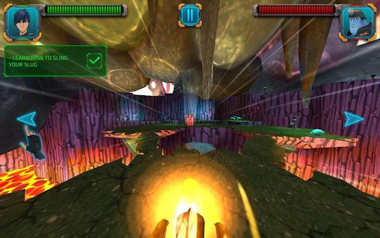 android Slugterra: Dark Waters Screenshot 12