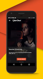 CyberGhost VPN- screenshot thumbnail