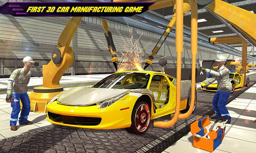 Car Maker Auto Mechanic Sports Car Builder Games 35 de.gamequotes.net 1