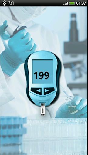血糖測試惡作劇|玩醫療App免費|玩APPs