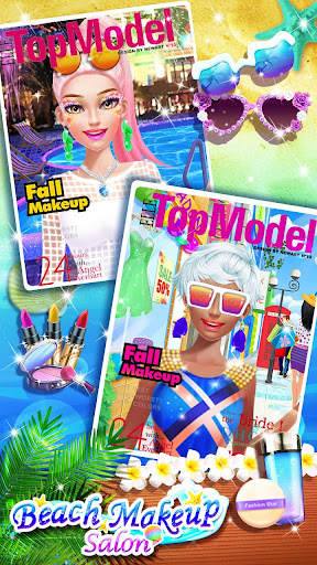 Makeup Salon - Beach Party 2.9.5009 screenshots 6