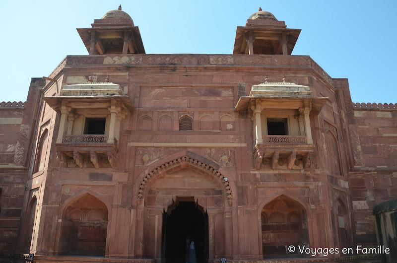 Jodhbai Palace, Fatehpur sikri