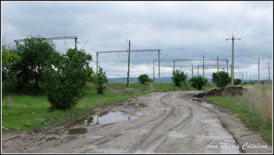 Photo: Str. Mihai Viteazu - vedere din zona garii - 2012.05.18