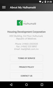 My Hulhumale- screenshot thumbnail