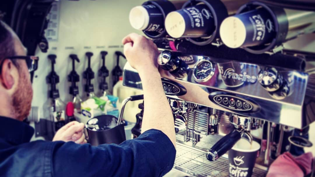 Really Awesome Coffee Daventry Mobile Gourmet Coffee