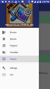 MediaHouse-Pro UPnP/DLNA- screenshot thumbnail