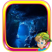 Escape From Glow Worm Cave
