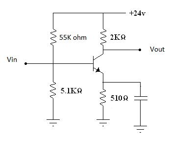 For each circuit shown, indicate if it is CE, CB o