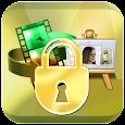 Videos & Photos Lock icon