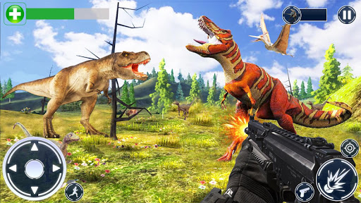 Dino Hunter Extreme - Deadly Dinosaur Hunting Game 1.2 {cheat|hack|gameplay|apk mod|resources generator} 2