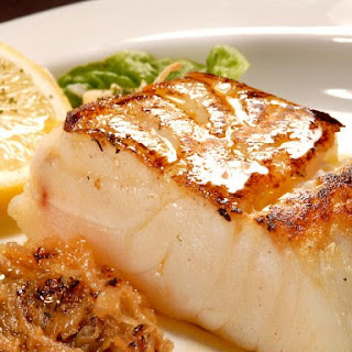 Diane's Quick and Delish Grilled Cod.