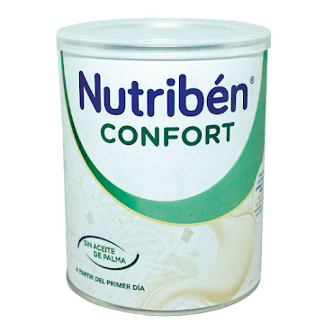 Formula Infantil   Nutriben Confort Tarro X400g