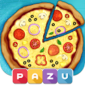 Pizza maker - cooking and baking games for kids icon
