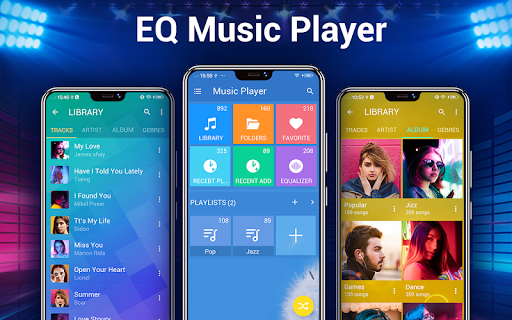 Music Player - Audio Player screenshot 15