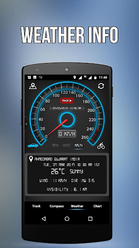 GPS Speedometer  screenshots 1