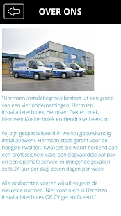 Hermsen Installatiegroep- screenshot thumbnail