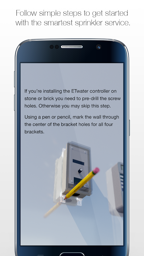 ETwater- screenshot
