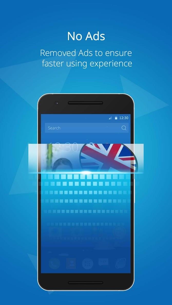 CM Launcher 3D Pro? Android 1