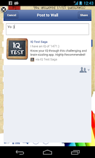 IQ Test - What's my IQ?- screenshot thumbnail