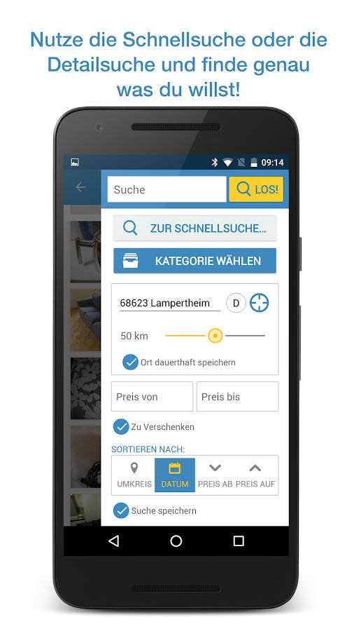 Quoka Kleinanzeigen Flohmarkt - Android Apps on Google Play