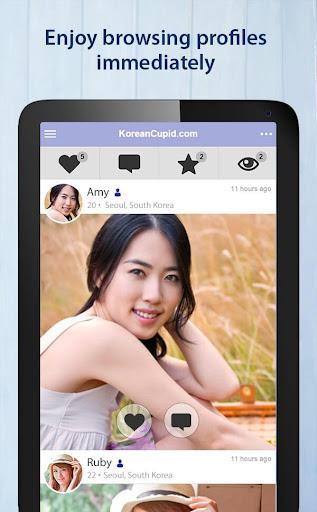 KoreanCupid - Korean Dating App 3.1.4.2376 screenshots 10