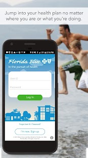 Florida Blue- screenshot thumbnail