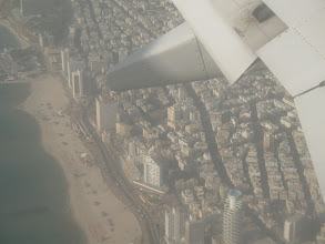 Photo: Fasten your seat belt! Approaching Ben Gurion Airport, Tel Aviv
